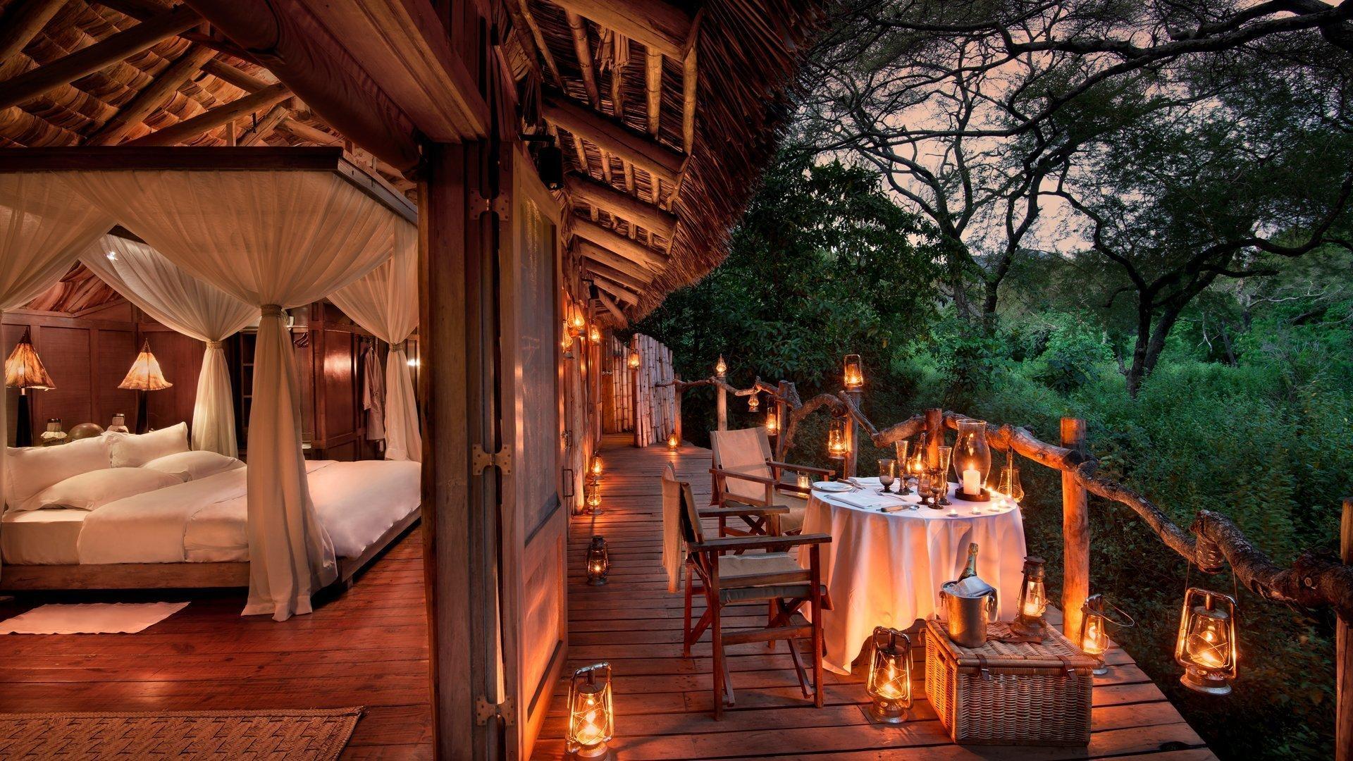 Viaje de lujo a Africa