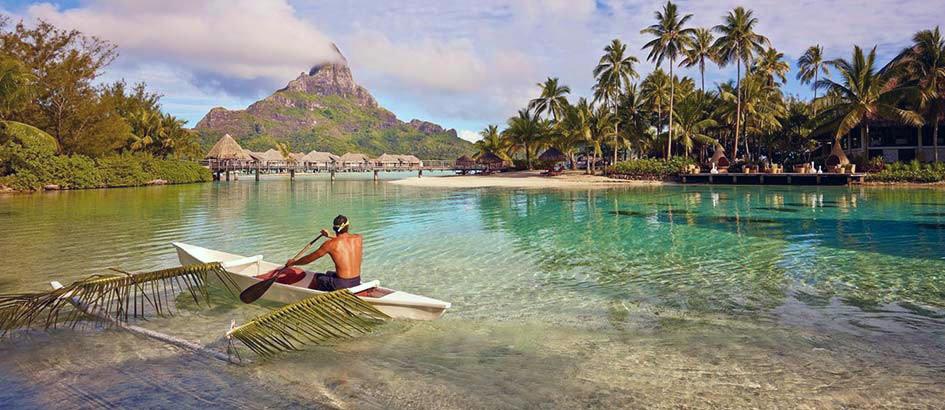Polinesia Francesa destino luna de miel 2021