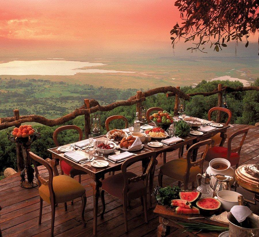 Crater Ngorongoro - Viaje de Safari